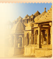 Forts & Palaces in Jaisalmer