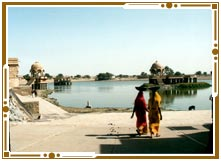 Ideal Time to Visit Jaisalmer