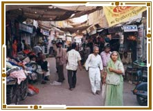 Shopping in Jaisalmer
